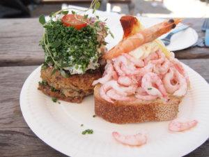 デンマークオープンサンド,スモーブロー,デンマーク地元料理