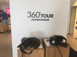 コペンハーゲン観光案内所,ビジュアルツアー
