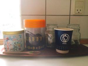 Irmacafe,イヤマコーヒー紙カップ