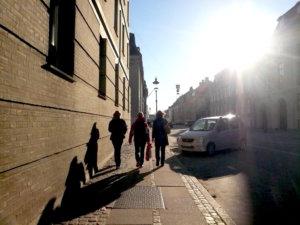 コペンハーゲン街