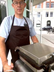 コペンハーゲン,食べ歩き,アイスクリーム,テイクアウト,おしゃれ,絶品