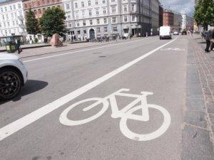 デンマーク自転車,コペンハーゲン自転車,サイクリング,コペンハーゲン自転車乗り方