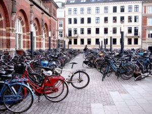 デンマーク自転車,コペンハーゲン自転車,サイクリング,北欧ライフ
